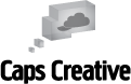Caps Creative Logo